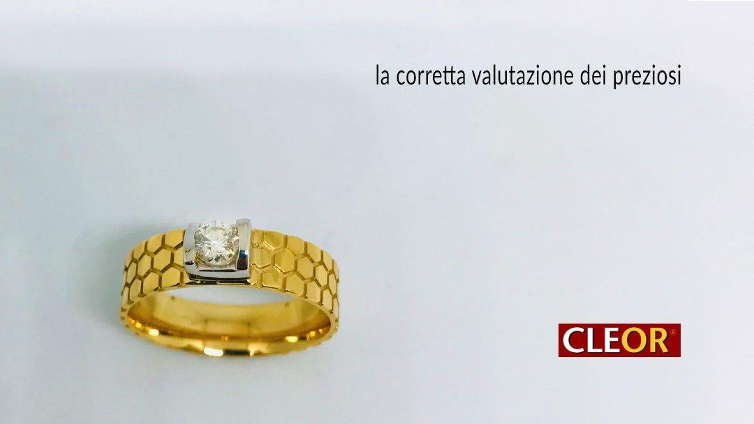 valutazione oro cleor oro Venezia Preziosi
