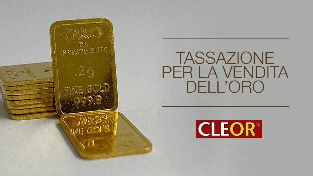 Tassazione-vendita-oro - Venezia Preziosi