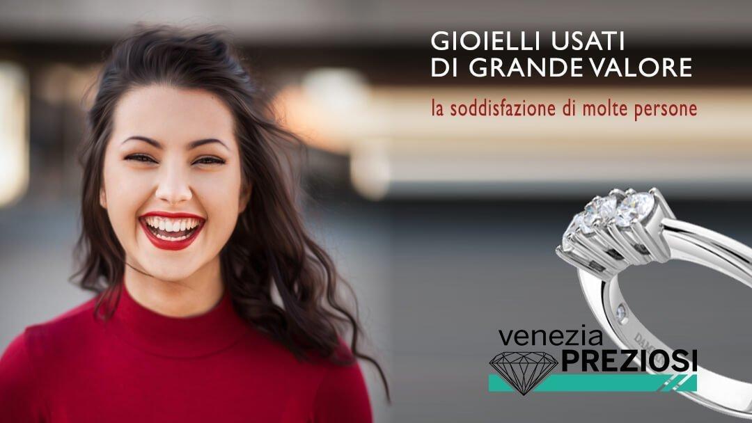 gioielli usati di valore - Gioiellerie Canal by Venezia Preziosi