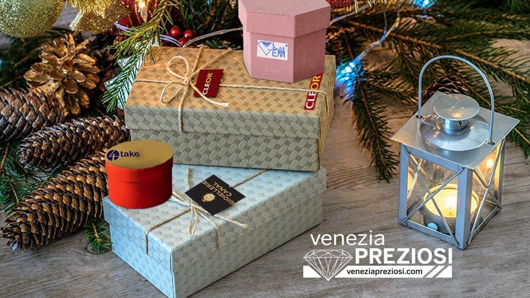 Auguri di Natale 2020 Venezia Preziosi