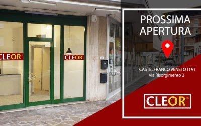 Castelfranco veneto: La nuova agenzia cleor oro